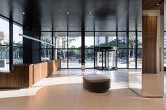 Iguatemi Business Porto Alegre - Interiores Condominiais  Projeto: Maena Design Conecta