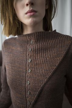 Ravelry: Metropolis cardigan pattern by Norah Gaughan