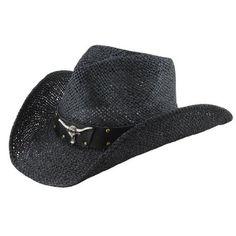 Amazon.com  The Kansas Cowboy Hat  Clothing c70d3dde717d