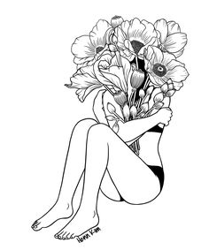 | Love Myself | by Henn Kim Print available here