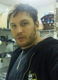Tom hardy selfie