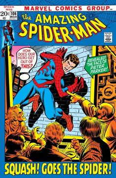 The Amazing Spider-Man #106 - March 1972