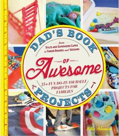 AWESOME book of crafts for kids -- great ideas in here. #Giveaway