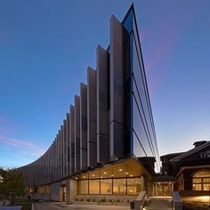 From our friends at Toronto  @uoft - #ICYMI #UofT had its official opening for the Jackman Law Building last week! The new building connects with the historic Flavelle House and the Bora Laskin Law Library. : Toni Hafkenscheid for BH Architects #goviewyou