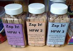 Zap it! High Frequency Word Game