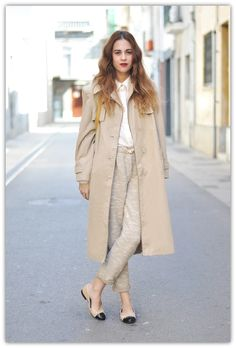 Art Symphony: Trench coat... all time classic! (ΙΙ)