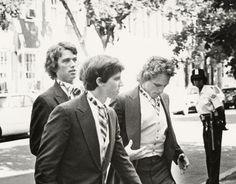 Michael Kennedy, Bobby Kennedy Jr. and Joe Kennedy II
