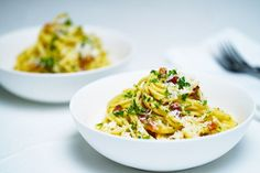 Quick, easy and delicious - try this carbonara and see if you think it's the best!