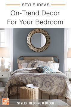 The Home Depot Has A Wide Assortment Of Bedroom Furniture To Fit Your Style From Coastal To Farmhouse And Bu Master Bedrooms Decor Easy Room Decor Home Bedroom