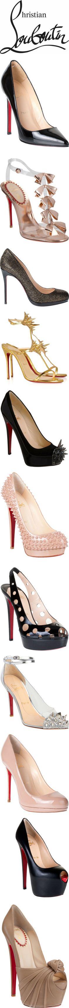 Christian Louboutin heels!