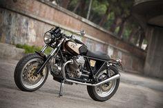 Moto Guzzi 850 T3 #OfficineRossopuro