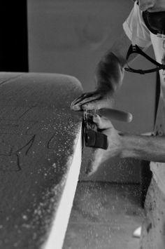 Atelier de shape en Bretagne  Photo: Eric QUESNEL