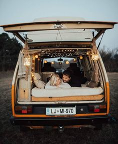modern eclectic vanlife inspiration