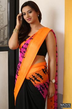 Isha-Chawla-Hot-Saree-images-80.jpg (701×1052)