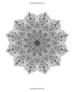 Amazon.com: Adult Coloring Book Designs: Mandalas: Stress Relief Coloring Book (9780692603529): Adult Coloring Book Designs: Books