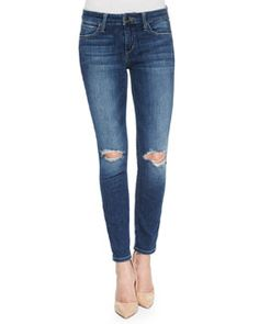 T9X6T Joe's Jeans The Mid-Rise Skinny Ankle Jeans, Terra