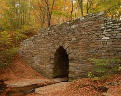 Located just north of Greenville, the Poinsett Bridge was built in 1820 and is believed to be the oldest surviving bridge in South Carolina.