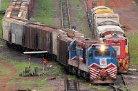 JORNAL REGIONAL EXPRESS: Transporte de grãos e escoamento de produtos na Fe...