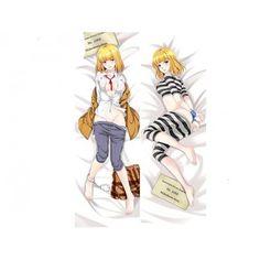 Prison School Hana Midorikawa Dakimakura Anime Pillow