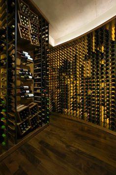 modern cellar