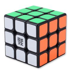 Puzzles & Games Popular Brand High Quality Mini Speed Magic Cube 3 On 3 Toy For Kids Three Layers 3*3 Keychain Ultra-smooth Puzzle Cube Stickerless 3.5cm 3x3 Toys & Hobbies