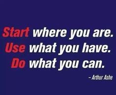 Believe in urself