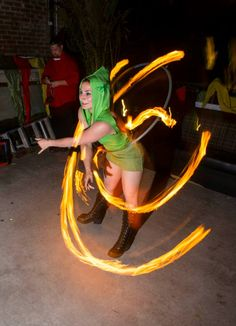 Fire hooping with my Supersonic Polypro fire hoop at Reformata's Talisman Temple. You can find this fire hoop here: https://www.etsy.com/listing/115685697/supersonic-lightweight-polypro-fire-hoop?ref=shop_home_feat_3