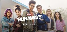 Marvel's Runaways' İlk Fragmanı Geldi! ➤ https://www.buzzyseries.com/marvels-runaways-ilk-fragmani-geldi/