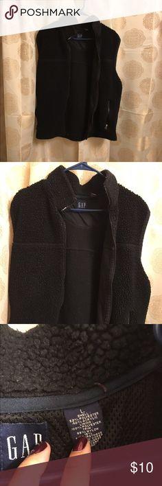 Gap vest great for layering! Gap vest great for winter layering! Fleece GAP Jackets & Coats Vests