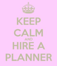 Know the difference between an event planner and a venue coordinator. They aren't the same. Be sure you have all the right people in place for your wedding. #eventplanner #MDweddings