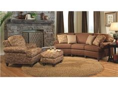 Shop for Smith Brothers , 324-Ottoman, and other Living Room Ottomans at Woodley's Furniture in Colorado Springs, Fort Collins, Longmont, Lakewood, Centennial, Northglenn. Comfort Wrinkles are Designed to Appear in This Style to Enhance the Exceptionally Soft Feel of the Seat and Back Cushions.