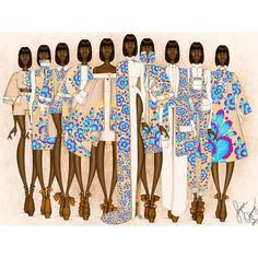 """A Celebration of Art""   Papa Oppong... - LIfe Of An African Fashion Illustrator"