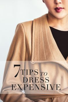 7 tips to dress expensive (sic). - Chriselle