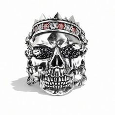 Show the true warrior you are by wearing this Battle Cry unique mens ring. Start shopping with Proclamation Jewelry online now!