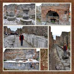Travel Scrapbook Pages Galleries Scrapbook Travel Album, Vacation Scrapbook, My Scrapbook, Scrapbook Layout Sketches, Scrapbook Designs, Scrapbooking Layouts, Digital Scrapbooking, Take Better Photos, Pompeii