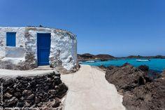 Isla de Lobos. Fuerteventura