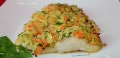 Questa settimana voglio iniziarla proponendovi un secondo di pesce semplicissimo, molto colorato e gustoso: persico in crosta!