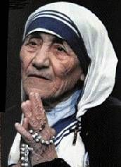 The Final Analysis by Mother Teresa (wowzone.com) WOW Poetry, lyrics, music, stories, classics, Wish Only Well