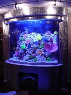 Custom giant acrylic fish tank for sale buy acrylic fish for Cool fish tanks for sale