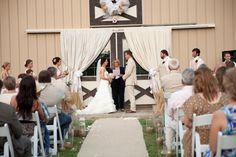 Southern Barn Wedding