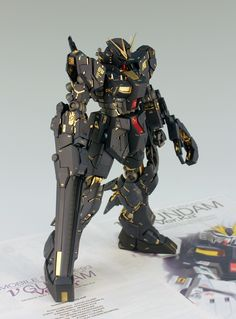 GUNDAM GUY: MG 1/100 RX-93 vGUNDAM (Banshee Version) - Customized Build