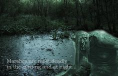 Evil Spirits And Demons Of Marshes And Swamps In Slavic Folklore