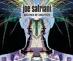 """Released on March 14, 2000, """"Engines of Creation"""" is the eighth studio album by Joe Satriani. TODAY in LA COLLECTION on RVJ >> http://go.rvj.pm/7ni"""