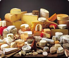 There are enough types of cheese in France to eat a different one every day of the year...