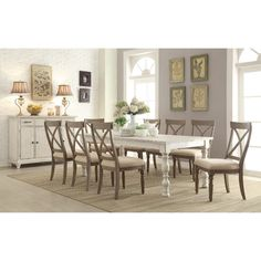 Found it at Wayfair - Jonquille Extendable Dining Table