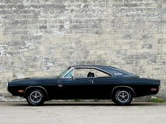70 Charger RT SE