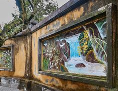 It's amazing how strong this colours are, on this outdoor paintings in the Bali Botanical Garden. . . . . #indonesia #bali #balibotanicalgarden #botanicalgarden #backpacking #explore #travel #adventure #travelblog #travelblogger #sony #rx100iv #captureonepro #awesomeearth #awesome_earthpix #awesome_photographers #beautifuldesinations #bdteam #bestvacations #depthsofearth #earthfocus #earthofficial #earthpix #fantastic_earth #travelstoke #theglobewanderer #travelawesome #vsco…