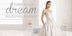 Discover Your Dream Wedding Dress!