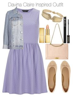 """The Originals - Davina Claire Inspired Outfit"" by staystronng ❤ liked on Polyvore"