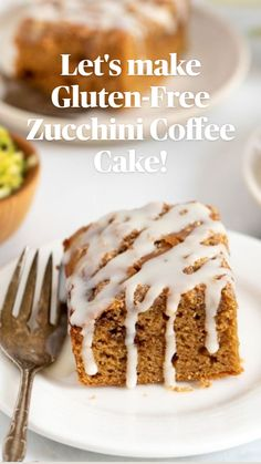 Gluten Free Desserts, Healthy Desserts, Easy Desserts, Gluten Free Recipes, Healthy Dessert Options, Fika, Healthy Treats, Herbalife, Coffee Cake